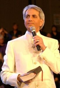 IT IS UNSCRIPTURAL TO SAY, LORD GIVE ME MORE OF YOU — Benny hinn