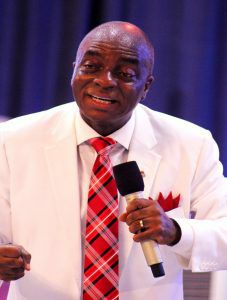 THE DAMAGE OF STAYING GLUE TO NEGATIVE PAST — Bishop David Oyedepo