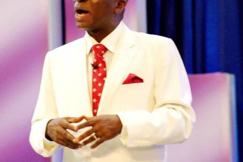 YOU ARE GETTING OLD, STOP HAVING FUN– Bishop David Oyedepo