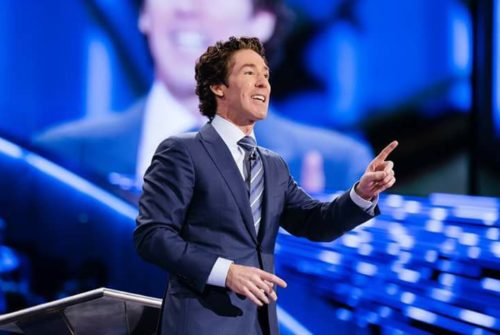 """THE """"NO'S"""" ARE A PART OF YOUR DESTINY  preacher –Joel Osteen"""
