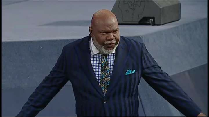WHY THE ENEMY KEEPS ATTACKING YOU- TD JAKES