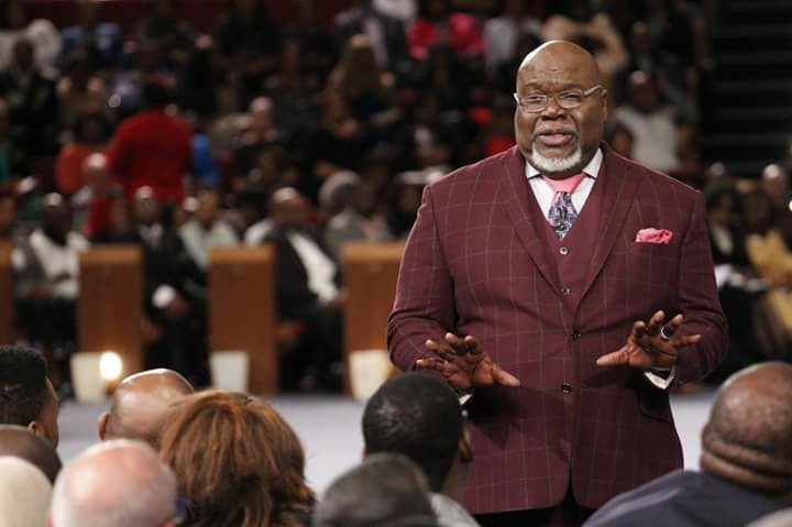 THE ENEMY WANT TO RIP YOU OFF UNTIL YOU BECOME IMPOTENT– Td Jakes