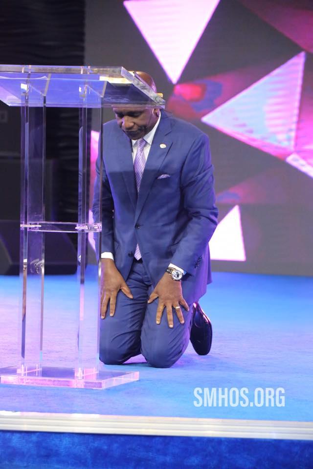 6 Signs That You Are Spiritually Weak: Bishop David Ibiyeome