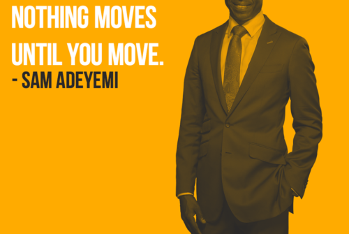 Difference Between A Dreamer From Every Other Dreamer- Sam Adeyemi