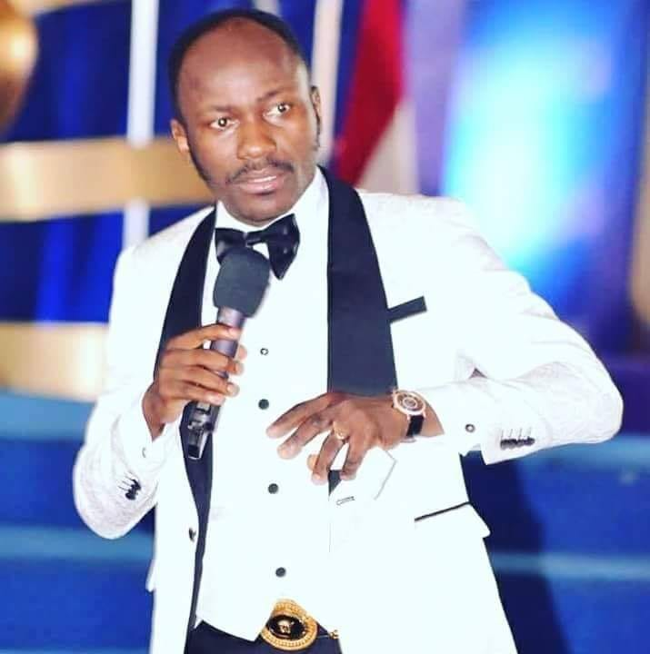 Secret For Church Growth– Apostle Johnson Suleman