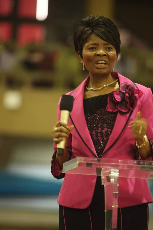 Peaceful Homes Are Not Wished Into Being; They Are Carefully And Consciously Cultivated Pastor Faith —-Abiola Oyedepo