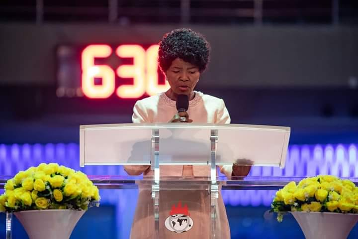 If You Must Have A Successful Marriage — Pastor Faith Abiola Oyedepo