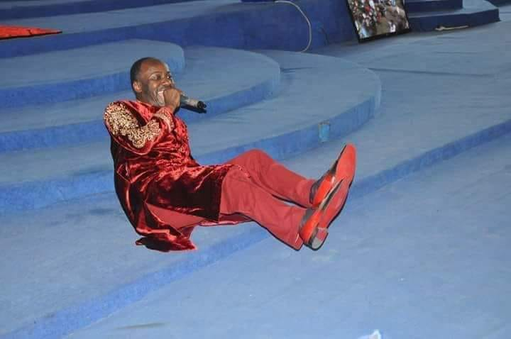 How I Prayed With My Pastors For Hours, When We Started Omega Fire Ministry –Apostle Johnson Suleman