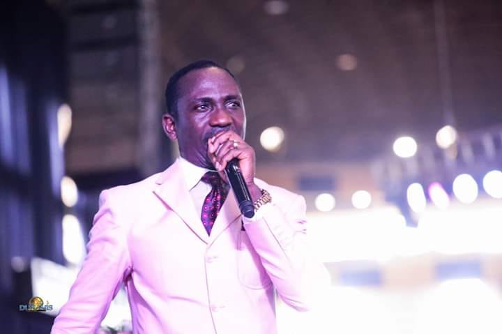 Existing With A Strong Clear Vision– Dr Paul Enenche