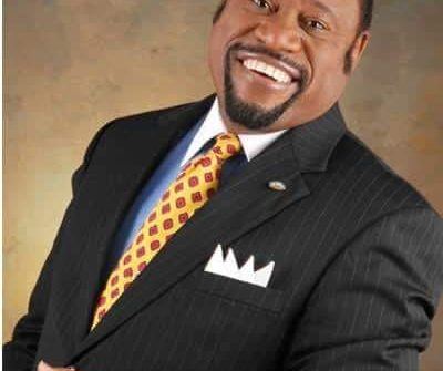 The Purpose Of The Holy Spirit–  Dr. Myles Munroe