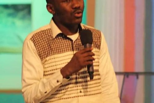 My Encounter In A Crusade Organised By Pastor Enoch E.A Adeboye– Apostle Johnson Suleman