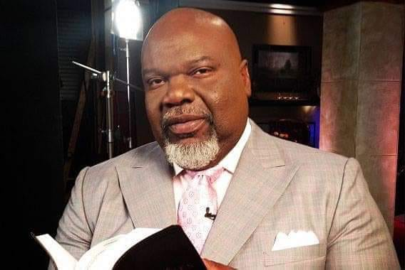 Not Every Blessing Comes To Stay– T.D Jakes