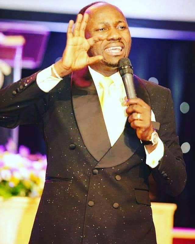 Giving To The Poor Is Not Charity– Apostle Johnson Suleman