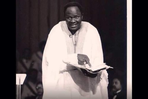Eight(8) Quotes On Leadership By Archbishop Benson Idahosa