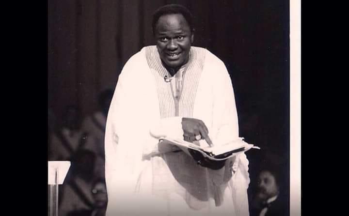 Eight(8) Quotes On Leadership By Archbishop Benson Idahosa