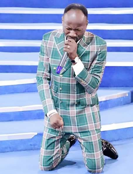 It Is God That Does It, Not Man– Apostle Johnson Suleman