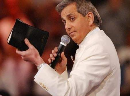 I'm Sorry To Hurt My Friends Who Believe Things I Don't Believe Anymore(confession)– Benny Hinn