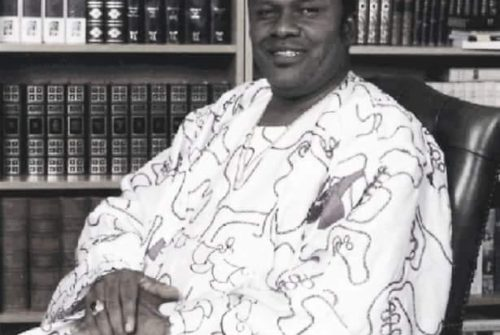 How God Used Archbishop Benson Idahosa To Change The Face Of Christianity In Nigeria.