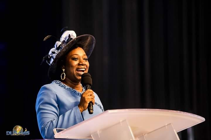 The Role Of The Man– Dr. Mrs. Becky Paul Enenche