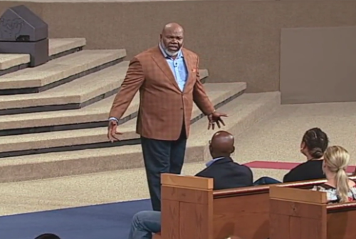 What You Could Be If Only You Are Committed– TD Jakes