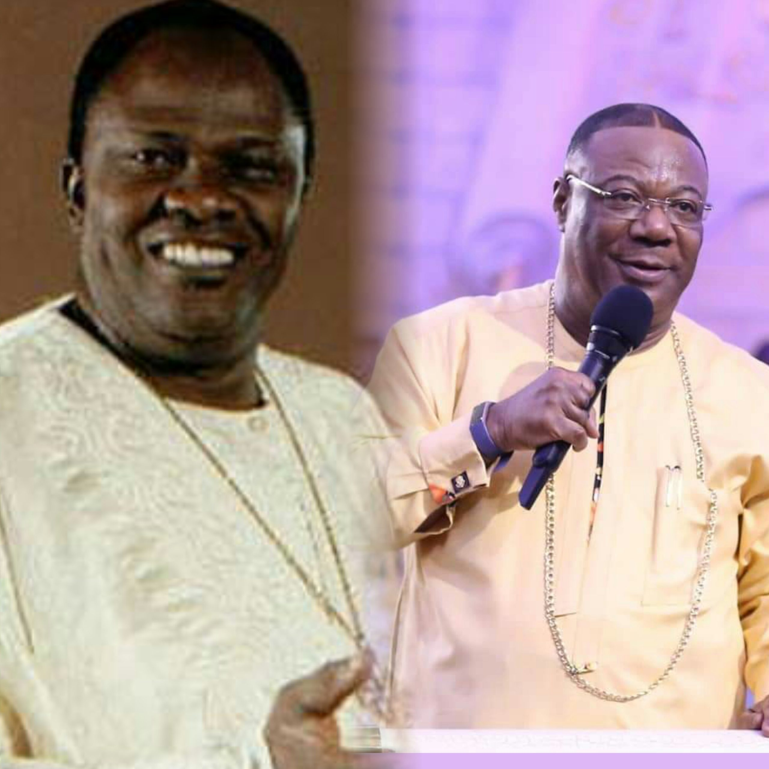 How God Punished Me, After Disobeying Archbishop Benson Idahosa– Archbishop Nicholas Duncan Williams