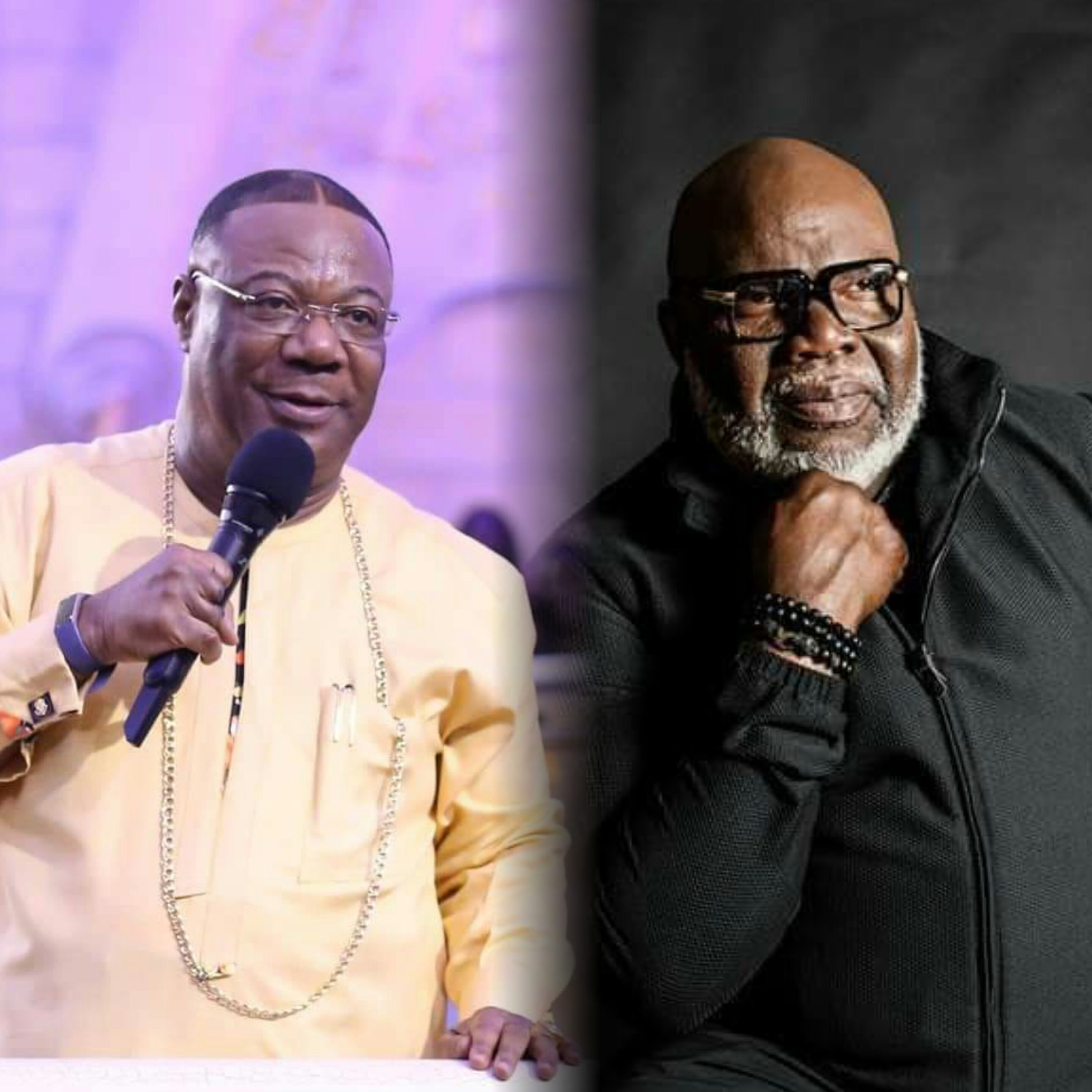 I Was Contemplating Suicide When God Used Bishop T.D. Jakes To Save Me Because I Was Facing Rejections– Archbishop Nicholas Duncan Williams