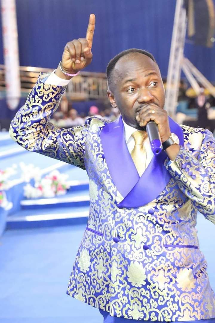 Dress Code In The Church And Why I'm Against It– Apostle Johnson Suleman