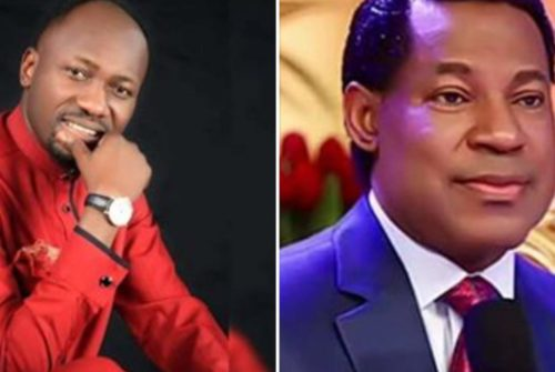Apostle Johnson Suleman On How He Connected To The Anointing Of Pastor Chris