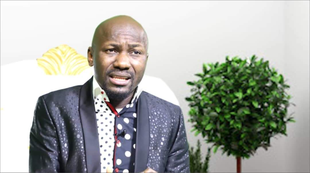 Understand That There Are Three Reasons People Come Into Your Life.. –Apostle Johnson Suleman