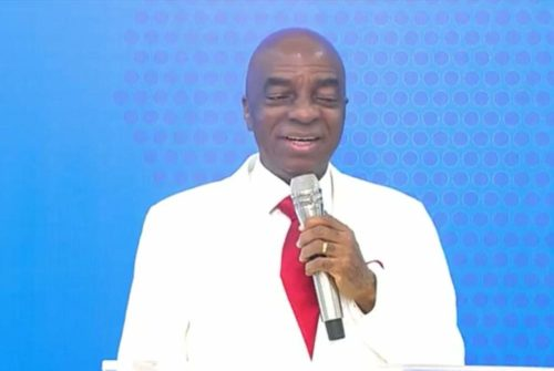 SOME PASTORS ARE ANGRY THAT I SAID CHURCHES SHOULD BE OPENED-Bishop David Oyedepo